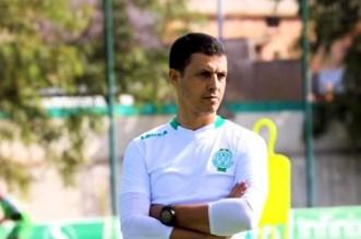 """السلامي: """"انتصار ثمين أمام المغرب التطواني والعامل البدني أثر على مردود اللاعبين"""""""