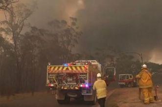 مصرع ثلاثة أشخاص في تحطم تكافح حرائق الغابات بأستراليا