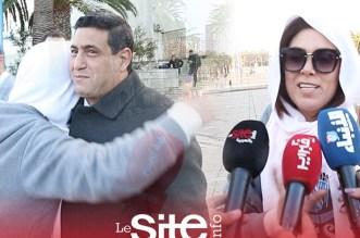 """أخت المتهمة بابتزاز محامي معروف: """"أنا فرحانة بزاف وشكرا للمغاربة لي وقفوا معانا"""" – فيديو"""