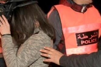 ضبط جزائري ومغربية متزوجة متلبسين بالفساد داخل شقة بأكادير