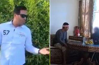 """بعد فيديو """"الخليجي"""".. مقلب آخر لـ """"شوافة"""" يثير ضجة على الفايسبوك"""