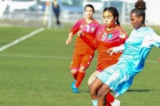 المنتخب النسوي لأقل من 17 يتأهل للدور الثاني من إقصائيات كأس العالم