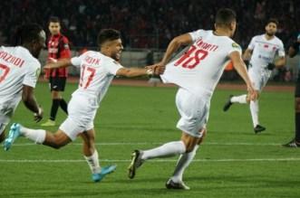 الوداد يحسم بطاقة التأهل لربع نهائي دوري الأبطال بعد اكتساح على اتحاد العاصمة