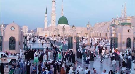 """ثلاثيني يتجول في المسجد النبوي ويدعي أنه """"المهدي المنتظر"""""""