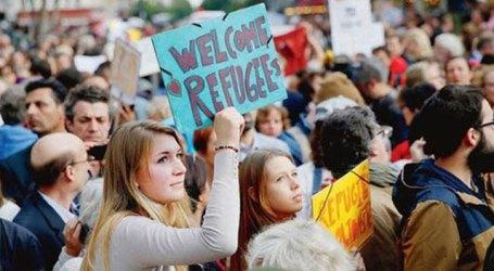 مظاهرات بمدن أوروبية بين مؤيد ومعارض لاستقبال اللاجئين