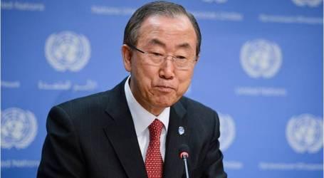 بان كي مون يطالب السعودية والدول المؤثرة باستخدام نفوذها لوقف العنف في سوريا واليمن