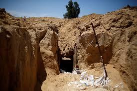 إسرائيل تطوق غزة بجدار تحت الأرض