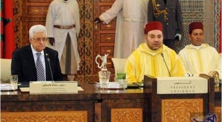 ماذا قال ملك المغرب حول وضع القدس؟
