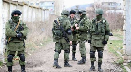 أحد الجنود الروس يعلن إسلامه في مدينة حلب