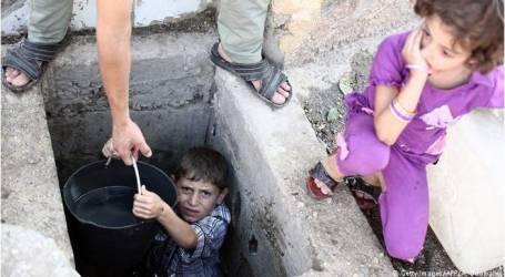 الأمم المتحدة: قطع المياه عن دمشق جريمة حرب