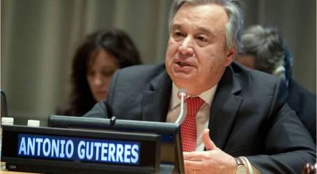 الأمين العام للأمم المتحدة يعبر عن قلقه إزاء إعلان إسرائيل بناء أكثر من 5 آلاف وحدة استيطانية