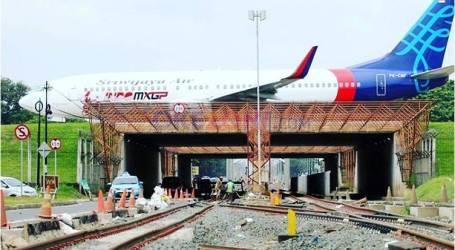 وزير النقل : خدمة السكك الحديدية إلى مطار سوكارنو هاتا ستبدأ في يوليو