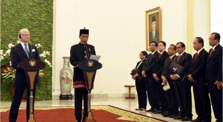 إندونيسيا، السويد تعزيز التعاون في مجال الملاحة الجوية والصناعة الإبداعية
