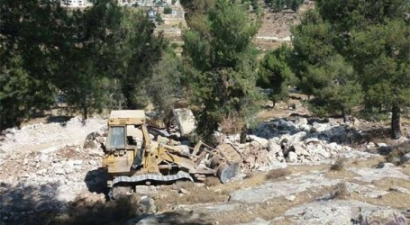 إسرائيل يهدم 36 منزلًا لمنفذي العمليات منذ تشرين الأول 2015