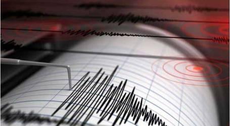 زلزال بقوة 5.5 درجة يضرب بالي صباح اليوم الخميس