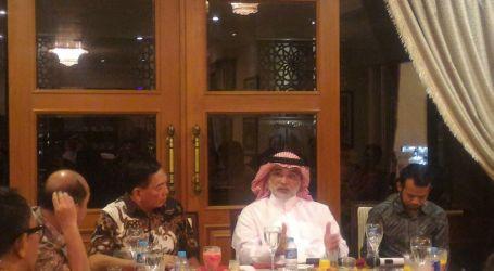 السفير السعودي تستضيف رؤساء وسائل الإعلام الإندونيسية
