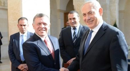 اتصال مرتقب بين نتنياهو وملك الأردن
