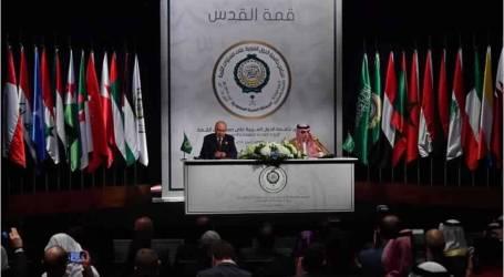 """كبير قضاة فلسطين : """" قمة القدس"""" شهدت إعادة القضية الفلسطينية إلى قمة الاهتمامات العربية"""