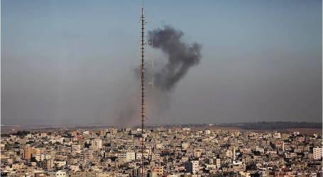 الجيش الإسرائيلي يقصف موقعا للمقاومة الفلسطينية وأرضا زراعية جنوبي غزة