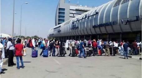 تعليق بعض الرحلات الجوية إثر انفجار قرب مطار القاهرة