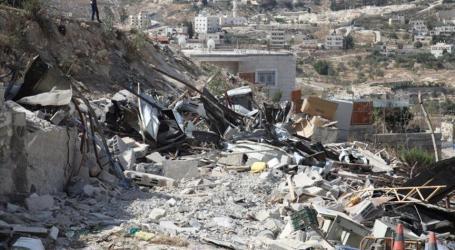 إسرائيل تهدم منزليْن في القدس الشرقية