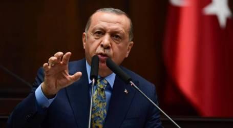 أردوغان: تركيا ستمنع المحتلين من إطفاء قناديل القدس