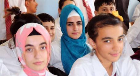 """أردوغان: قضينا على """"عار"""" منع دخول المحجبات إلى الجامعات"""