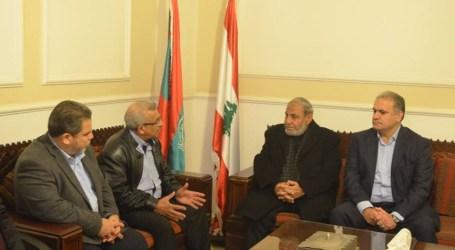 قراءة في زيارة وفد حركة حماس إلى لبنان