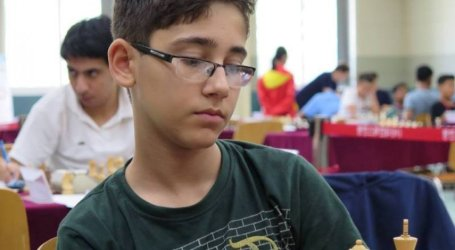 ايران : آرين غلامي لاعب شطرنج ايراني يرفض مواجهة لاعب صهيوني