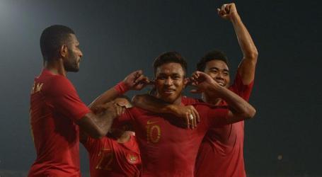 فوز المنتخب الإندونيسي في المبارة الآسيوية