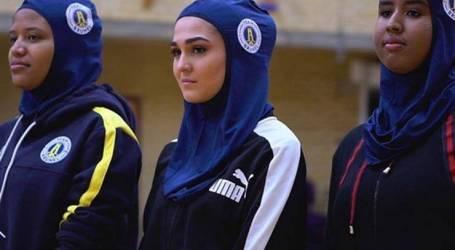 حقيقة ارتداء الحجاب الرياضي في جامعة بريطانية
