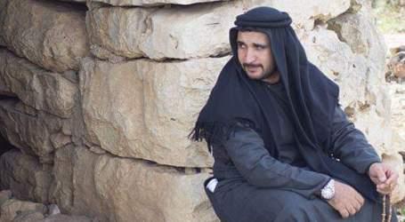 التراث الفلسطيني حين يتجول به حمزة العقرباوي