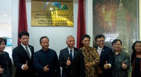 افتتاح مركز معلومات السياحة التايوانية في جاكرتا