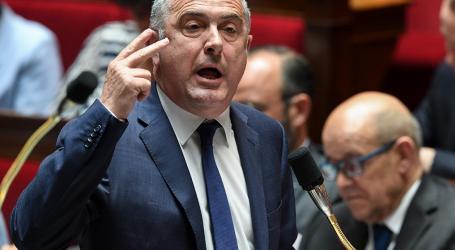 """وزير الزراعة الفرنسي: تهديد ترمب """"سخف"""" و""""غباء"""""""
