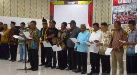 قادة المنظمات في بياك يرفضون العنصرية ضد سكان بابوا الأصليين