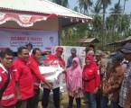 الصليب الأحمر الإندونيسي يطلق برنامج ترميم لضحايا تسونامي بانتين