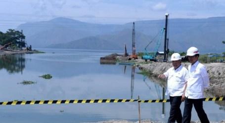 الرئيس جوكو ويدودو يلتزم بتحويل بحيرة توبا إلى منطقة سياحية متكاملة وجذابة