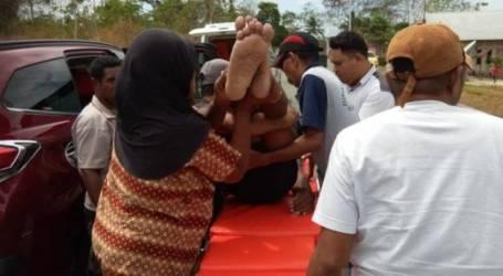 انقلاب زورق سريع على متنه 33 شخصا في مياه في مقاطعة مالوكو