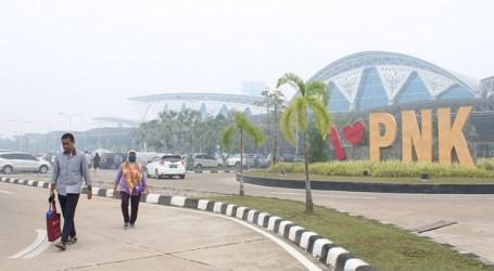 جارودا إندونيسيا تلغي 12 رحلة يوم الأحد بسبب الضباب الدخاني في كاليمانتان