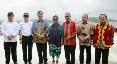 الحكومة مصممة بحزم على جعل نياس وجهة سياحية عالمية