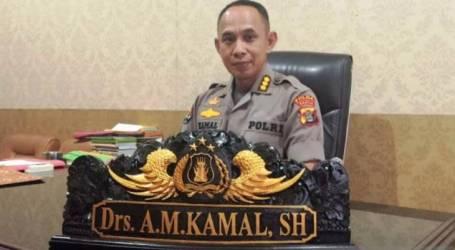 الشرطة الإندونيسية تعتقل أربعة أشخاص لتورطهم المزعوم في حرق العديد من الأكشاك في أوكسيبل