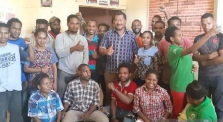 حكومة مقاطعة جاياويايا غير مسؤولة عن العائدين