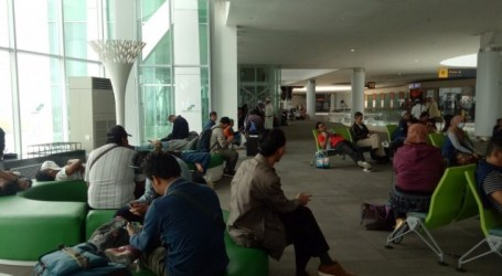 طائرة لاين إيرتعجزعن الهبوط في مطار جواتا الدولي في كاليمانتان بسبب الدخان الكثيف