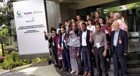 ممثلو منظمة المؤتمر الإسلامي في زيارة  لموقع إنتاج لقاح بيو فارما في باندونغ