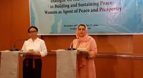 تسعى أفغانستان لدعم إندونيسيا في تحقيق المساواة بين الجنسين