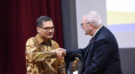 إندونيسيا متفائلة بشأن العلاقات الاقتصادية العميقة مع الولايات المتحدة