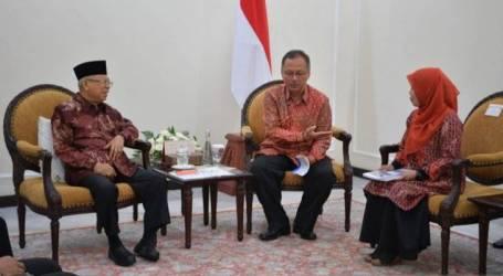 نائب الرئيس معروف أمين يوافق على مفهومي الاقتصاد المتوافق مع الشريعة