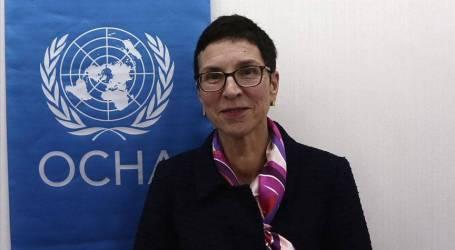 مسؤولة أممية تحث إسرائيل على تلبية الاحتياجات الأساسية للفلسطينيين