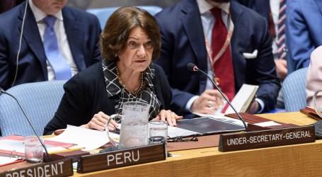 الأمم المتحدة : لا سلام بالشرق الأوسط دون حل الصراع الفلسطيني الإسرائيلي