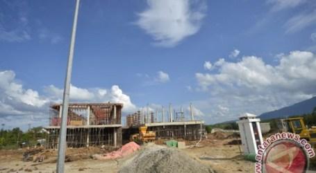 استكمال أعمال طريق الحدود غرب كاليمانتان في إندونيسيا في عام 2021